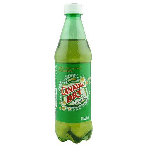 Refresco Canada Dry Ginger Ale 500 Ml