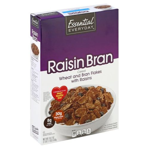 Cereal Essential Everyday Raisin Bran 530 Gr