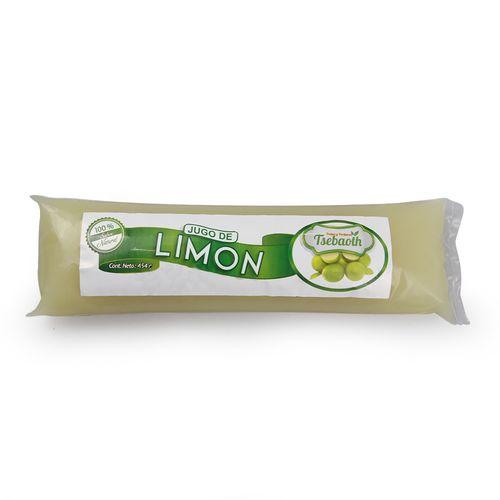 Jugo Tsebaoth De Limón Concentrado 454 Gr
