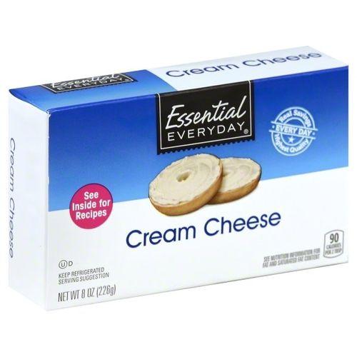 Queso Crema Essential Everyday En Caja 226 Gr
