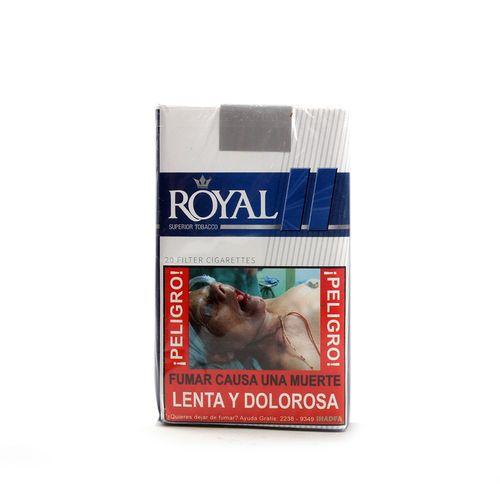 Cigarro Royal Suave 20 Un