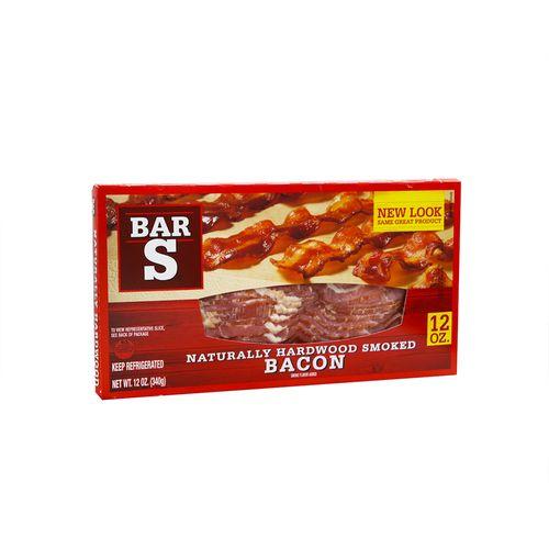 Bacon Bars Ahumado 12 Oz