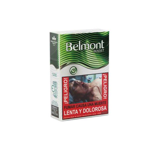 Cigarro Belmont Boost 20 Un