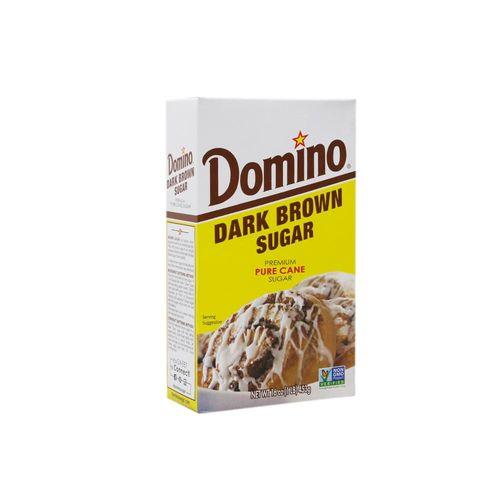 Azúcar Morena Domino Oscura 1 Lb
