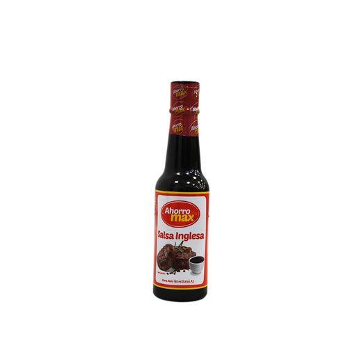 Salsa Inglesa Ahorro Max 165 Ml