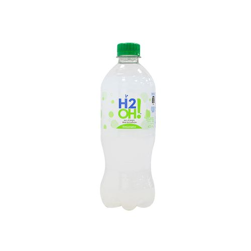 Refresco H2Oh! Limoneto En Botella 600 Ml