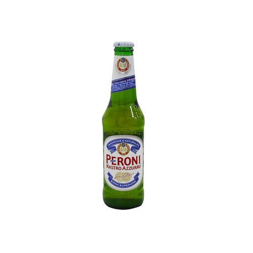 Cerveza Peroni Nastro Azzurro Botella 12 Oz