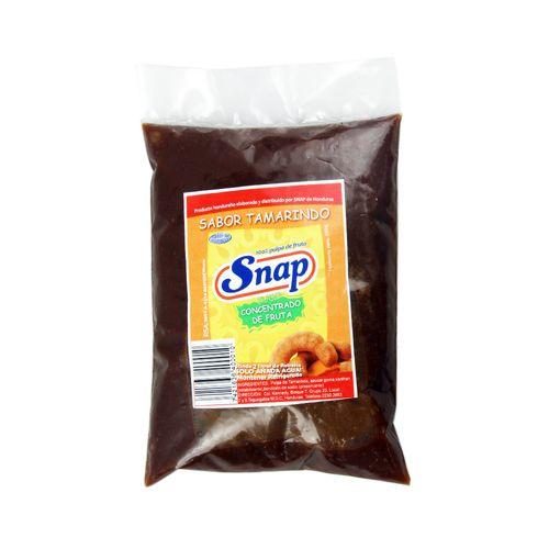 Concentrado De Fruta Snap Sabor Tamarindo 550 Gr