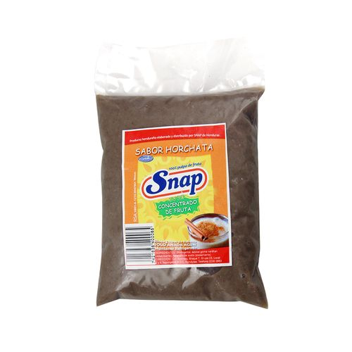 Concentrado De Fruta Snap Sabor Horchata 550 Gr