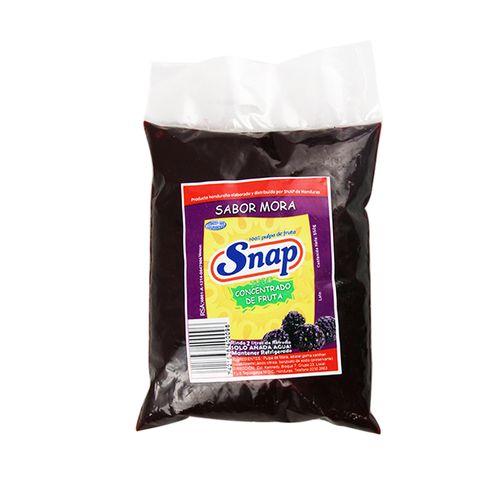 Concentrado De Fruta Snap Sabor Mora 550 Gr