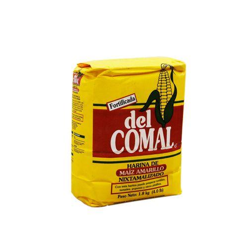 Harina Del Comal De MaízAmarillo 4 Lb