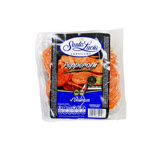 Pepperoni Santa Lucia 227 Gr