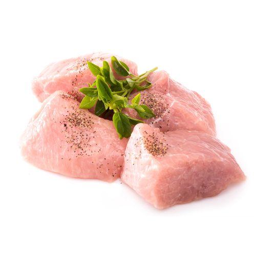 Carne Para Estofado De Cerdo X Lb
