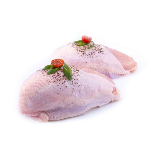 Pechuga De Pollo Sin Ala Norteño X Unidad