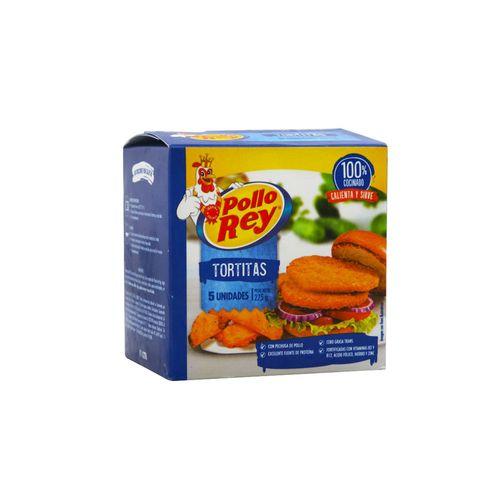 Tortitas De Pollo Rey 5 Un