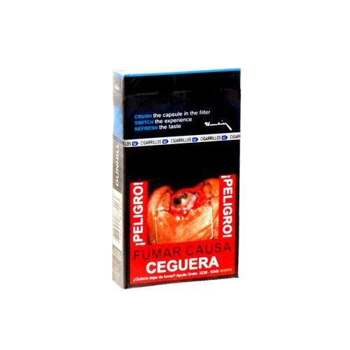 Cigarro Dunhill Switch 12Un