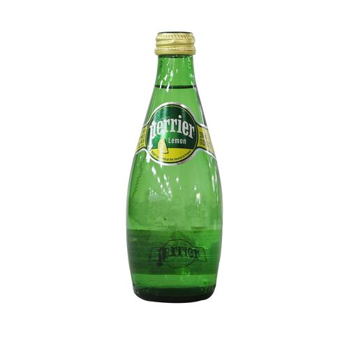 Agua Mineral Perrier Sabor Limón 330 Ml