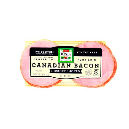 Bacon Jones Canadiense 6 Oz