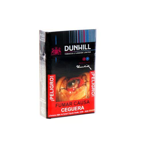 Cigarro Dunhill Doble Capsula 20 Un