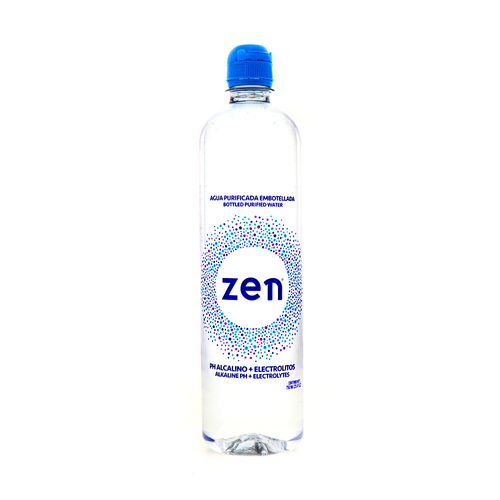 Agua Purificada Zen 750 Ml