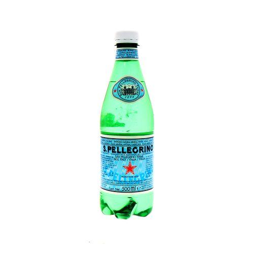 Agua Mineral San Pellegrino 500 Ml