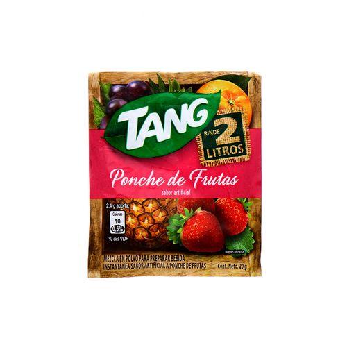 Bebida En Polvo Tang Ponche De Frutas 20 Gr