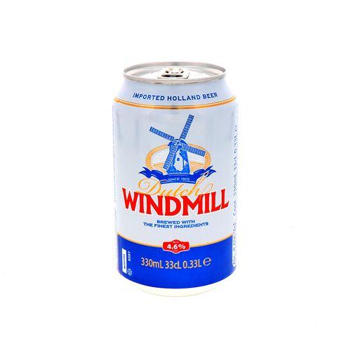 Cerveza Dutch Windmill Lata 330 Ml