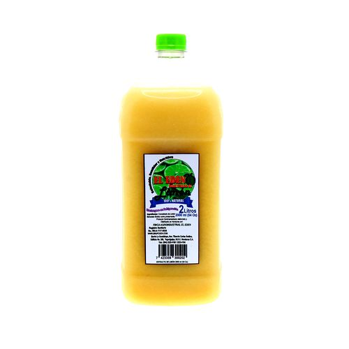 Concentrado El Eden De Limón 2 Lt
