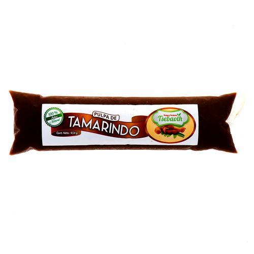 Pulpa Tsebaoth De Tamarindo 454 Gr