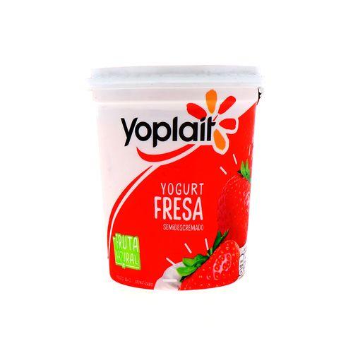 Yogurt Yoplait Fresa 500 Gr