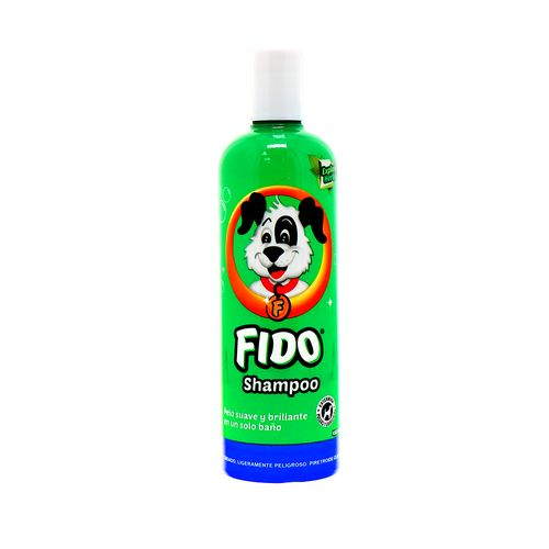 Shampoo Para Perro Fido 480 Ml