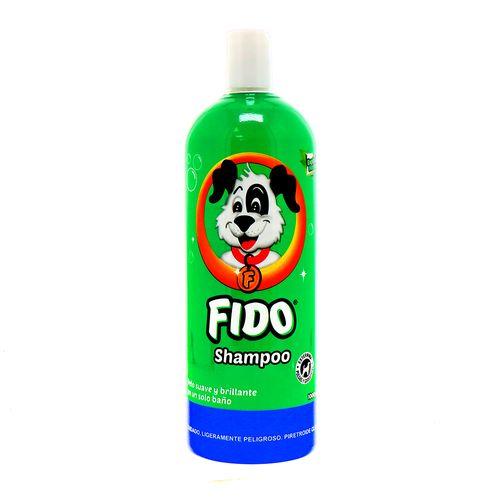 Shampoo Para Perro Fido 1000 Ml