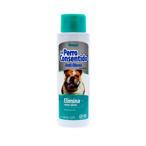 Shampoo Para Perro Grisi Consentido Anti Olor 500Ml