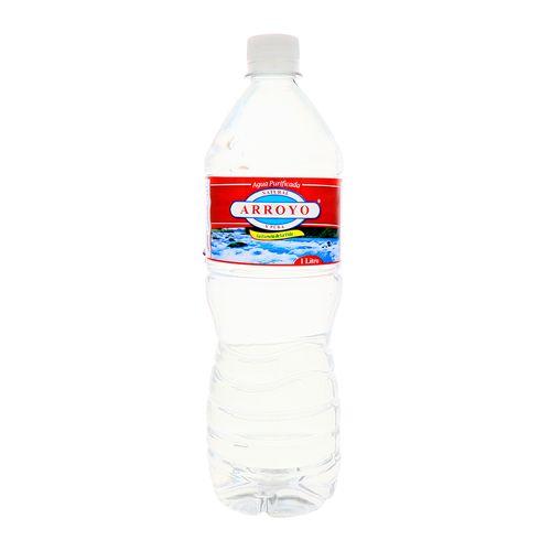 Agua Purificada Arroyo 1 Lt