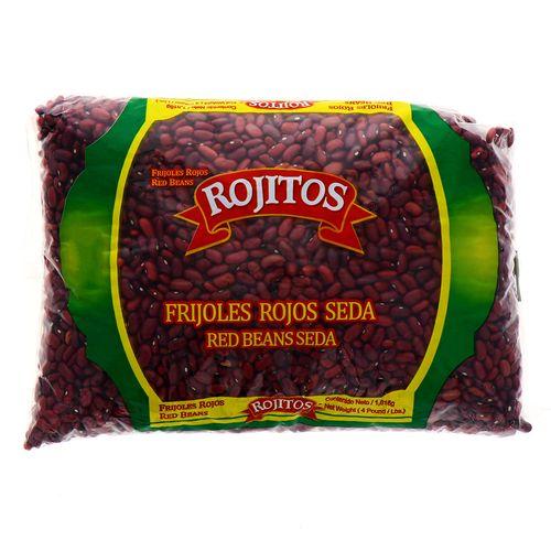 Frijoles Rojo Rojitos Seda 4 Lb