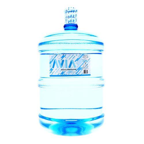 Botellon Con Agua Purificada Avia 5Gl