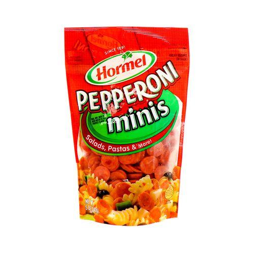 Mini Pepperoni Hormel 5 Oz