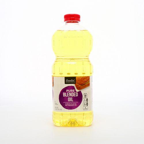 Aceite Essential Everyday Mezclado Canola Y Vegetal 48 Oz