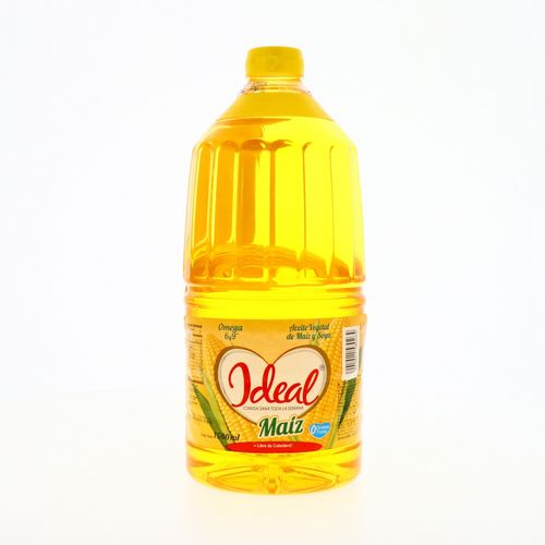 Aceite De Maíz Ideal 1500 Ml