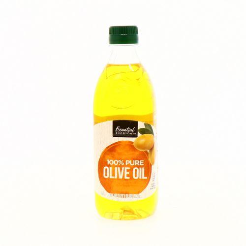 Aceite De Oliva Essential Everyday Puro 17 Oz