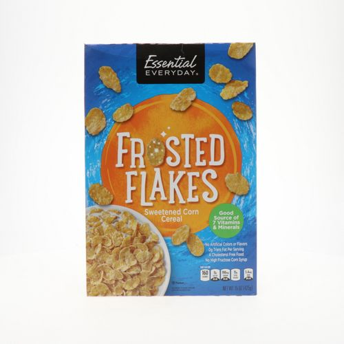 Cereal Essential Everyday Frosted Flakes 425 Gr