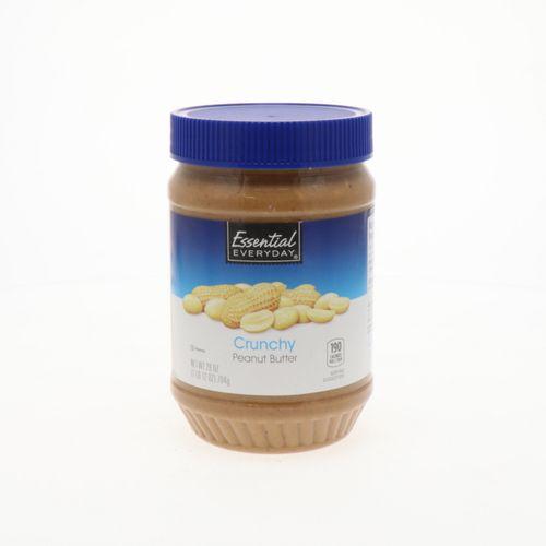 Crema De Maní Essential Everyday Extra Crunchy 28 Oz
