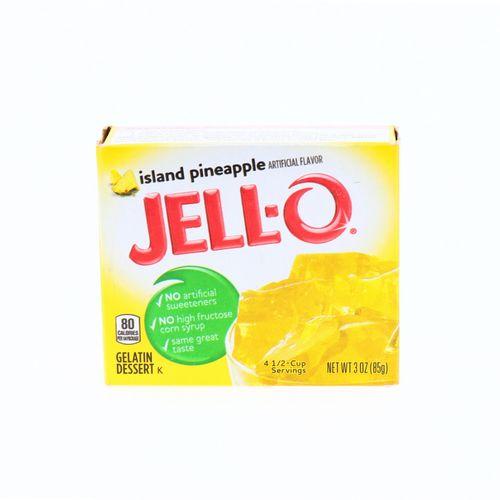 Gelatina Jell-O Sabor Piña 85 Gr