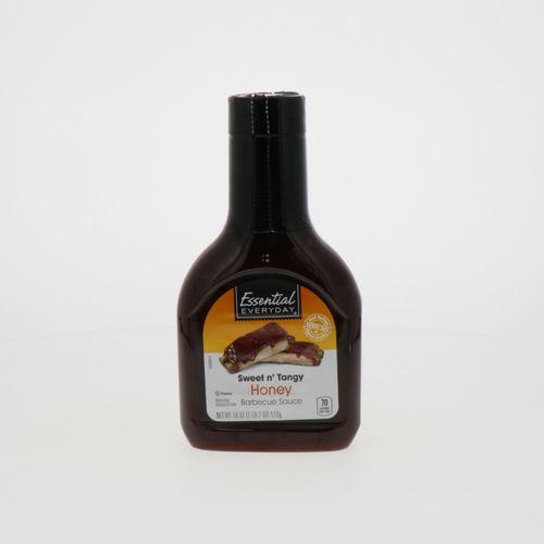 Salsa Barbacoa Essential Everyday Con Miel 18 Oz