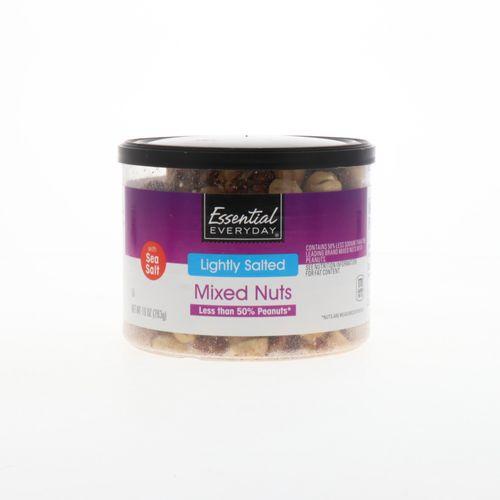Nueces Essential Everyday Mixtas Con Poca Sal 10 Oz