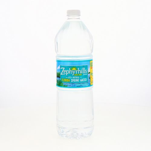 Agua Natural Zephyrhills 1 Lt