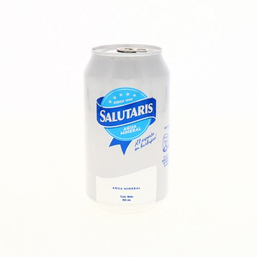 Agua Mineral Salutaris 355 Ml