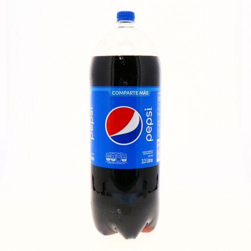 Refresco Pepsi En Botella 3.3 Lt