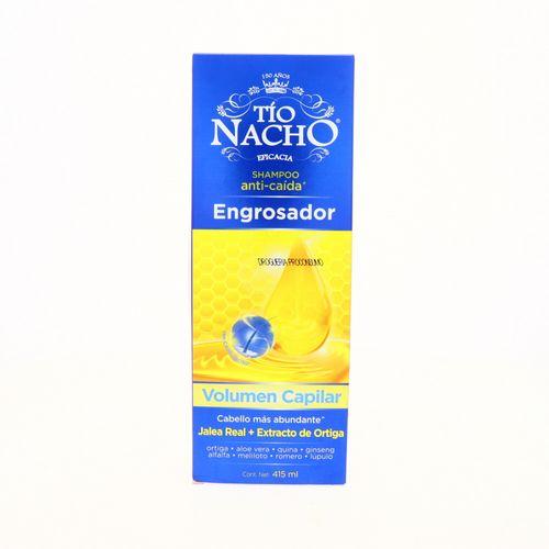 Shampoo Tio Nacho Engrosador 415 Ml
