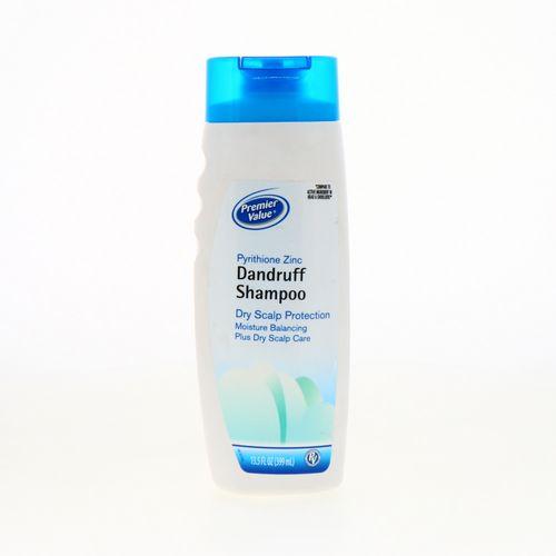 Shampoo Premier Value Anticaspa Cabello Seco 14.2 Oz
